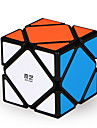 cubul lui Rubik QI YI QICHENG A SKEWB 151 Skewb / Cubul Cuibului Cub Viteză lină Cuburi Magice puzzle cub Cadou Fete
