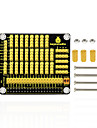 keyestudio rpi gpio shield with-pcf8591 ad-da dla raspberry pi