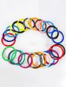 20pcs 5m 1.75mm sunlu abs 3d imprimantă filament - abs colormix