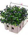 Kunstbloemen 6 Tak Eenvoudige Stijl Pastoraal Stijl Planten Bloemen voor op tafel