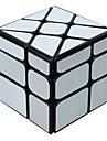 cubul lui Rubik Mirror Cube 3*3*3 Cub Viteză lină Cuburi Magice Sticker transparent Pătrat An Nou Zuia Copiilor Cadou