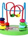 Cartoes Educativos Brinquedo Educativo Criancas de madeira Escola / Graduacao Forma Redonda Chique & Moderno Pecas Criancas Dom