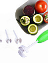 Plastice Reparații pentru legume Ustensile pentru Fructe & Legume, 4 buc