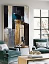 Abstract Pictură ulei Wall Art,Aliaj Material cu Frame For Pagina de decorare cadru Art Bucătărie Sufragerie