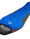 حقيبة النوم في الهواء الطلق حقيبة الأم 5 °C فردي بوليستر المحمول الدفء 210*80 cm إلى عن على تخييم الخارج التخييم والتنزه نشاطات خارجية