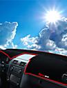 Bil Dashboard Mat Golvmattor till bilen Till Volkswagen Alla år Touran