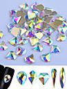 Glitter Nail Smycken Nail Glitter Mode Glitter och glans Hög kvalitet Dagligen Nail Art Design