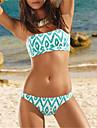Pentru femei Boho Bikini Model Geometric