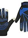 Actividades y deportes Guantes de Ciclismo Guantes Tactiles Ciclismo de Montana Ciclismo de Pista Deportes Invierno Dedos completos Guante para Pantalla Tactil Transpirable Mantiene abrigado Listo