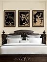 Peisaj Floral/Botanic Ilustrație Wall Art,PVC Material cu Frame For Pagina de decorare cadru Art Sufragerie Dormitor Bucătărie Cameră