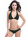 Pentru femei Boho Bikini Halter