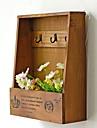 1 buc Lemn/Bambus ComunforPagina de decorare, Mânecă