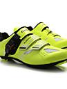 Tiebao® Homme Chaussures de Velo de Route Nylon Cyclisme / Velo Etanche, Antiderapant, Coussin PU de microfibre synthetique Noir / Vert