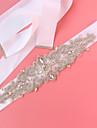 Satin/Tul Nuntă Ocazie specială Cercevea With Piatră Semiprețioasă Imitație de Perle Pentru femei Panglici