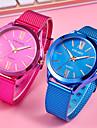 Women\'s Fashion Watch Wrist Watch Quartz Black / Blue / Red Casual Watch Analog Ladies Fashion - Rose Red Blue