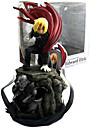 Anime Action Figures Inspired by Fullmetal Alchemist PVC(PolyVinyl Chloride) 24 cm CM Model Toys Doll Toy