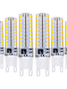 YWXLIGHT® 6pcs 5W 400-500lm G9 LED-lampor med G-sockel T 72 LED-pärlor SMD 2835 Bimbar Varmvit Kallvit 220-240V