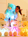 50cm Creative Light Up LED Teddy Bear Björn Gosedjur Romantik Vackert Present