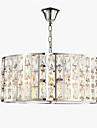 QIHengZhaoMing Luzes Pingente Luz Ambiente - Cristal Protecao para os Olhos, LED Chique & Moderno, 110-120V 220-240V Lampada Incluida