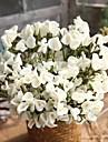 1 Gren Polyester Lilja Bordsblomma Konstgjorda blommor