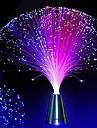 HKV 1pc Etoile LED Night Light RGB + Blanc Piles AA alimentees Cadeau romantique Mariage Couleurs changeantes Pile