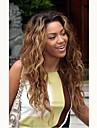未処理人毛 フロントレース かつら ミドル部 Rihanna スタイル ブラジリアンヘア ウェーブ オーバーン かつら 130% 毛の密度 ベビーヘアで オンブレヘア ダークルート オーバーン 女性用 ショート ミディアム ロング 人毛レースウィッグ Aili Young Hair