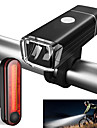 Lampe Avant de Velo LED Cyclisme Portable Impermeable Lithium-ion 500lm Lumens Cyclisme