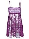 Pentru femei Costume / Babydoll & Slip Pijamale - Dantelă, Mată