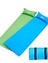 DesertFox® Tapis gonfle / Matelas Exterieur Camping Leger, Sechage rapide PVC / Caoutchouc mousse Plage, Camping / Randonnee /