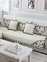 Sofa Cushion Geometric Reactive Print Cotton / Polyester Slipcovers