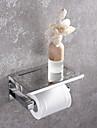 Suport Hârtie Toaletă Model nou Modern Oțel inoxidabil 1 buc - Baie Montaj Perete