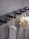Badrockskrok Multifunktion Nutida Aluminum 1st - Badrum Väggmonterad