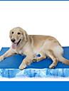 Huisdieren Huisdieren Matten & Pads Effen waterdicht draagbaar Zacht Blauw Voor huisdieren