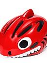 MOON Enfant Casque de velo 23 Aeration Ventilation Filet a Insectes Integralement moule ESP+PC Des sports Cyclisme / Velo - Rouge Bleu Rose Unisexe