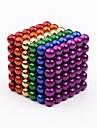 216 pcs Jucării Magnet Jucărie magnetică / bile magnetice / Jucării Magnet Stres și anxietate relief / Focus Toy / Birouri pentru birou Intermediar Cadou