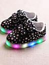 Αγορίστικα / Κοριτσίστικα Παπούτσια PU Άνοιξη & Χειμώνας Ανατομικό / Φωτιζόμενα παπούτσια Αθλητικά Παπούτσια Ταινία Δεσίματος / LED για Παιδιά Λευκό / Μαύρο / Ροζ