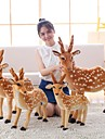 Veado Animais de Pelucia Animais Adoravel Acrilico / Algodao Para Meninas Brinquedos Dom 1 pcs
