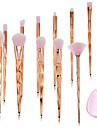 11pcs Makyaj fırçaları Profesyonel Fırça Setleri Naylon fiber Çevre-dostu / Yumuşak Plastik