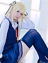Inspirado por Saekano: Como criar a una novia aburrida Eriri / Colegialas Anime Disfraces de cosplay Trajes Cosplay Simple Panuelo / Faldas / Top Para Mujer