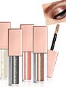 Makeup Ensfarvet / 16 farver -jenskygger Overstregningstusch / -jenskygge Ikke testet på dyr / Indeholder ikke formaldehyd / Pro / varig / røget Glitter glans (gloss) Dekning Længerevarende Daglig