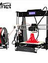 anet a8 hoge precisie hoge kwaliteit fdm desktop diy 3d printer (montage instructies in sd kaart)