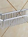 Kylpyhuonehylly Uusi malli / Tyylikäs Moderni Alumiini 1kpl Seinäasennus