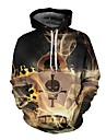 One Piece Cosplay Blouse / Shirt Polyster Anime For Unisex