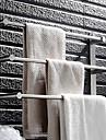 タオルバー 多層 近代の ステンレス 1個 - 浴室 / ホテルバス 3タオルバー 壁式