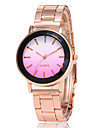 Women\'s Dress Watch Wrist Watch Gold Watch Quartz Rose Gold Casual Watch Analog Ladies Fashion Elegant - Green Blue Pink