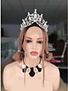 合成レースフロントウィッグ ナチュラルストレート Kardashian スタイル レイヤード・ヘアカット フロントレース かつら ピンク Black / Pink 合成 12 インチ 女性用 女性 ピンク かつら ショート Sylvia 130% 人間の毛髪密度