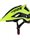 BAT FOX Adulte Casque de velo 8 Aeration Resistant aux impacts Integralement moule EPS PC Des sports Velo de Route Velo tout terrain / VTT Cyclisme / Velo - Bleu Rouge et Blanc Noir / Blanc Unisexe