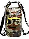 15 L حقيبة للماء جاف Floating Roll Top Sack Keeps Gear Dry إلى الرياضات المائية