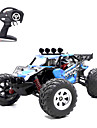 RC Car Keliwow KW-11 4CH 2.4G Pe drum / Mașină ( De șosea) / Buggy (Off-road) 1:12 Motor electric cu Perii 30 km/h Wireless / Tinerețe