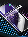 Protetor de Tela para Samsung Galaxy S9 / S9 Plus / S8 Plus TPU Hydrogel 1 Pca. Protetor de Tela Frontal Alta Definicao (HD) / A prova de explosao / Ultra Fino